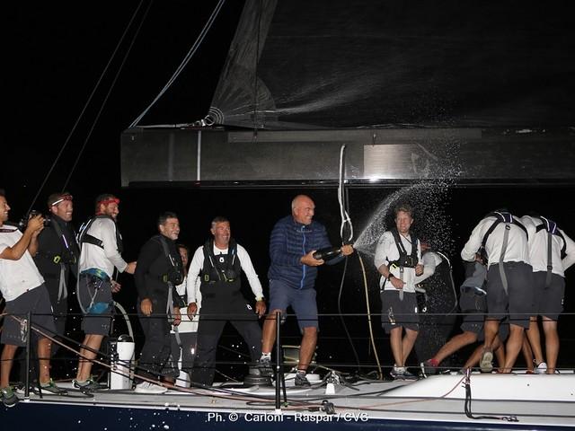 La regata Palermo Montecarlo è stata vinta dal Maxi Vera (FOTO)