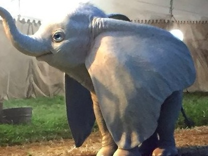 Dumbo: primo trailer italiano del live-action di Tim Burton