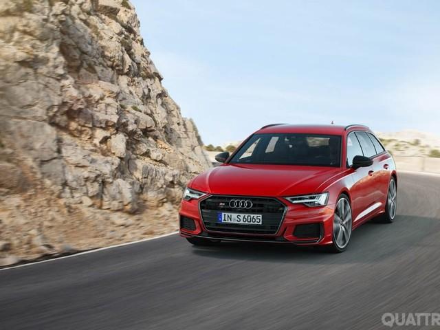 Audi S-TDI - Al volante dei modelli S diesel