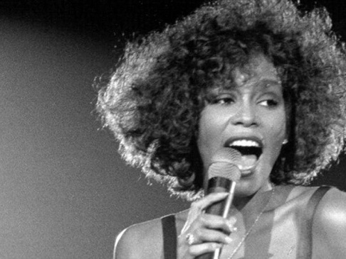 Whitney Houston entra nella Rock and Roll Hall of Fame