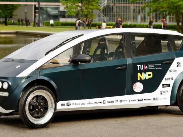 Anche l'automobile diventa biodegradabile