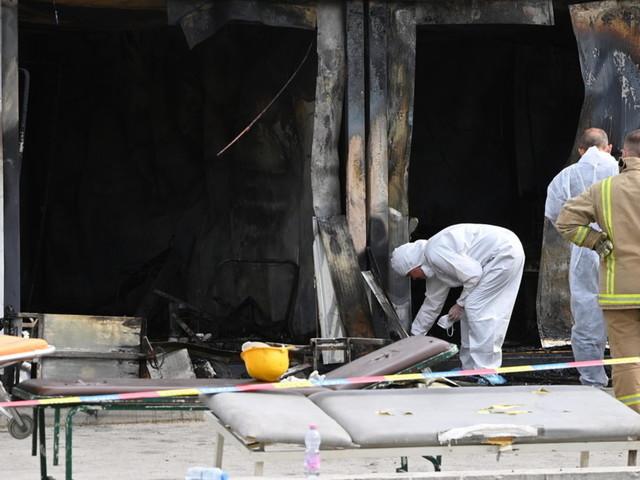 Macedonia del Nord, salgono a 14 le vittime dell'incendio nell'ospedale Covid