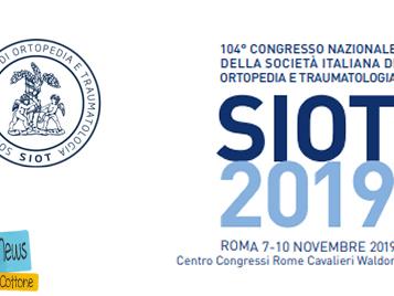 Dal Congresso Nazionale della Società Italiana di Ortopedia e Traumatologia