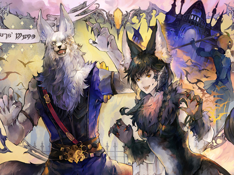Final Fantasy XIV Online: torna il Continental Circus