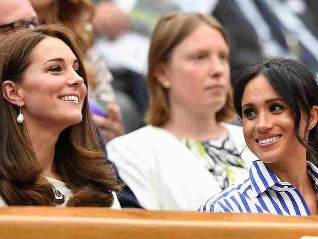 Kate Middleton sfida Meghan Markle? In tv lo stesso giorno dell'intervista con Harry da Oprah