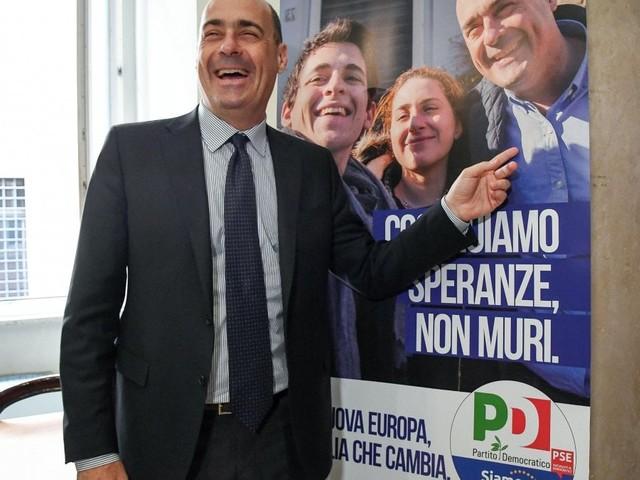 Pd, Zingaretti, nomina Orlando e De Micheli vicesegretari