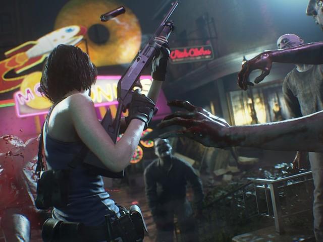 Resident Evil 3 Remake: faccia a faccia con Nemesis nella nuova demo