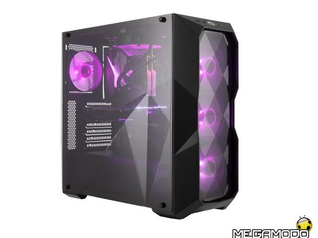 Cooler Master lancia il nuovo case MasterBox TD500L