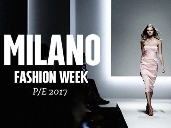 Milano Fashion Week P/E 2018: le sfilate in calendario e gli eventi da non perdere