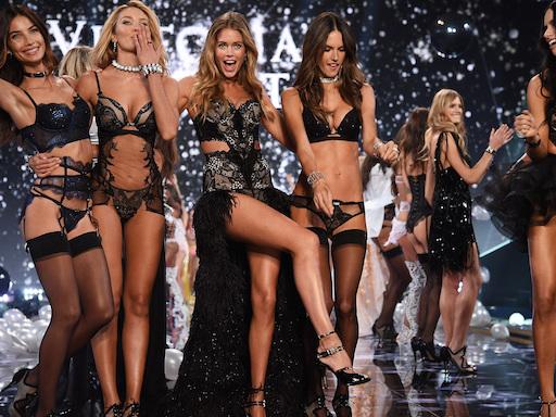 Victoria's Secret ha pubblicato il video backstage dei casting del VS Fashion Show!