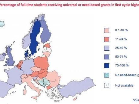 Studenti contro la legge di bilancio: meno tasse, più borse di studio