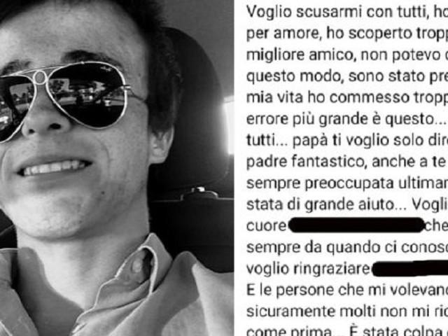Novara: uccide il rivale in amore e poi racconta tutto sui social