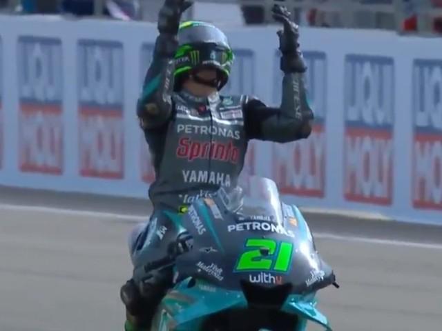 MotoGP, GP Teruel: Franco Morbidelli vince e si rimette in corsa per il titolo