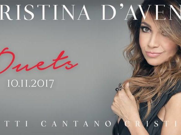 Cristina D'Avena: svelate le canzoni e gli artisti di 'Duets', il video sui social
