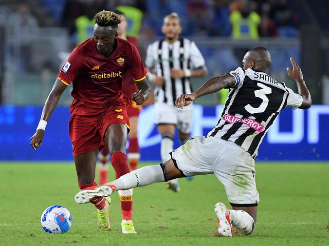 Serie A, Roma-Udinese 1-0, la rete di Abraham decide il match. Gol e highlights