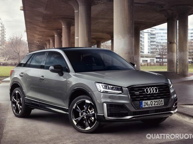 Audi - Novità per le Suv Q2, Q5, Q7 e Q8