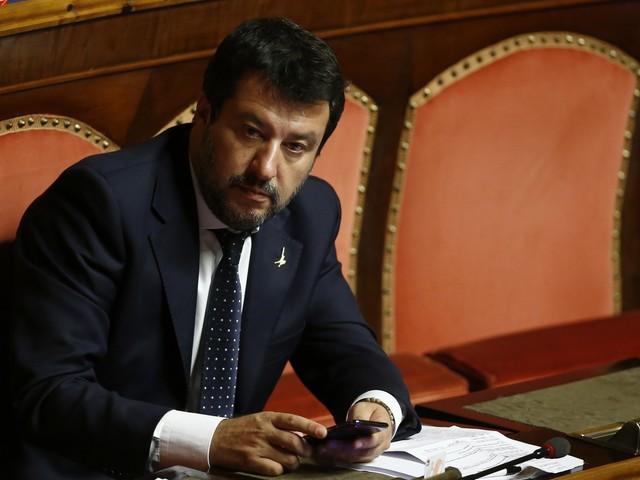 Quegli azzurri irrequieti pronti a trattare con Salvini
