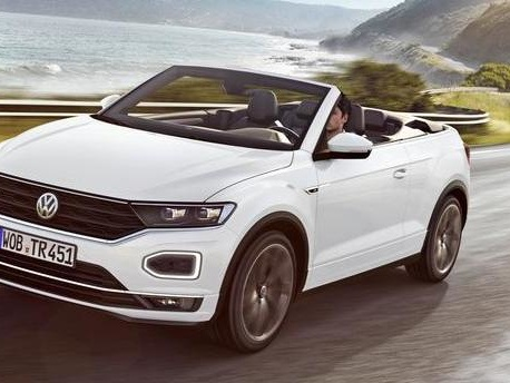 Volkswagen T-Roc Cabriolet, un Suv a cielo aperto