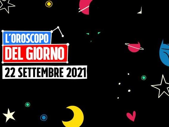 L'oroscopo di oggi 22 settembre 2021 segno per segno: Ariete e Scorpione selezionano i fidanzati
