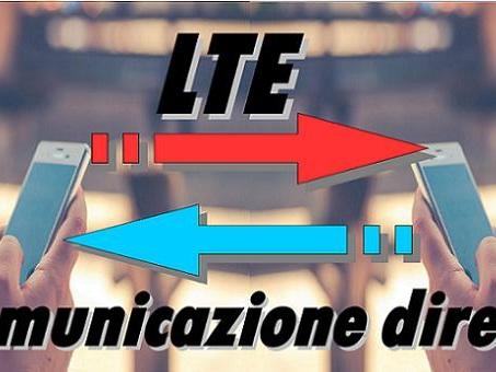 La comunicazione tra dispositivi nei sistemi LTE