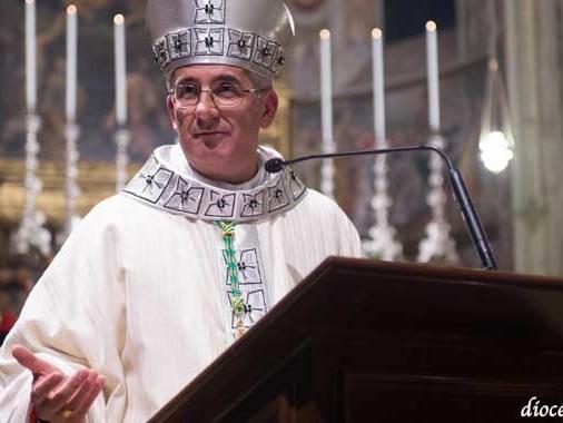 La lettera del vescovo a don Alberto Franzini: 'Ora riposati'