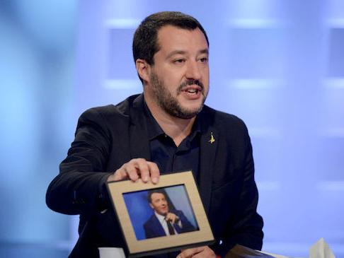 """Arresto coniugi Renzi, Salvini: """"Niente da festeggiare"""". Berlusconi: """"Separare la carriera dei giudici"""""""