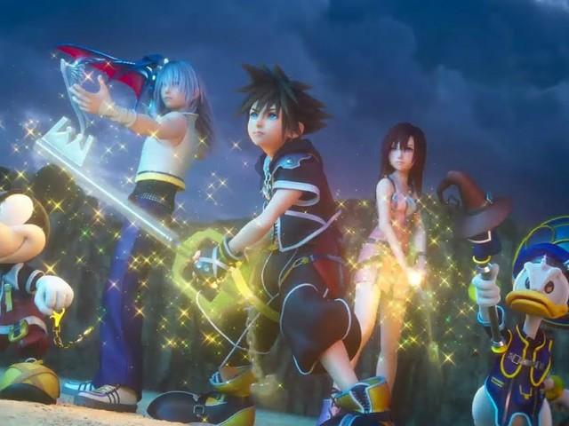 Pubblicato l'opening trailer di Kingdom Hearts III