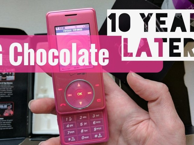 Niente LG G9, sostituito da LG Chocolate: le prime indiscrezioni