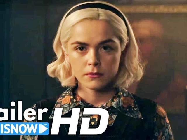 Le terrificanti avventure di Sabrina – Parte 3: il trailer ci porta dritti all'Inferno