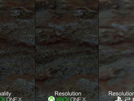 La versione Xbox One X di La Terra di Mezzo: L'Ombra della Guerra ha una risoluzione maggiore e texture migliori della versione PlayStation 4 Pro - Notizia - PS4