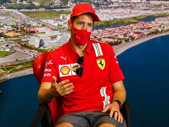 Vettel, ferrarista per sempre: dichiarazione d'amore alla Rossa e a Schumi