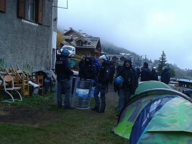 Il Viminale denuncia la gendarmeria francese: «Hanno scaricato i migranti in Italia»