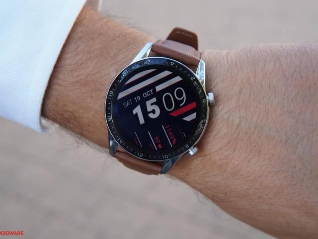 Huawei Watch GT 2 è lo smartwatch che dà filo da torcere a Apple Watch