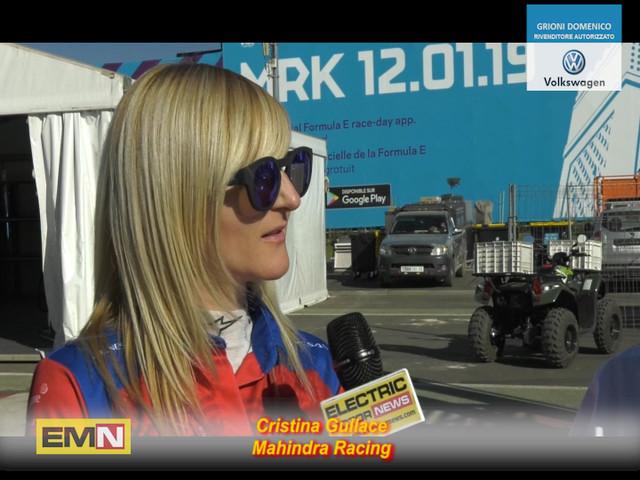 Il rookie test della Formula E a Marrakesh