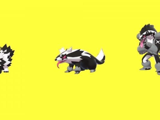 Pokémon Spada e Scudo: come evolvere Linoone di Galar in Obstagoon - Soluzione - Nintendo Switch