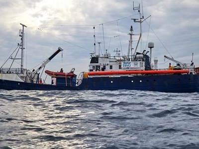 Che cos'è la nave Alan Kurdi di Sea Eye