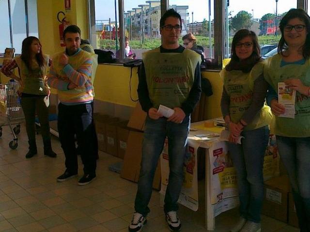 Nei supermercati di Foggia e provincia torna la Giornata della colletta alimentare