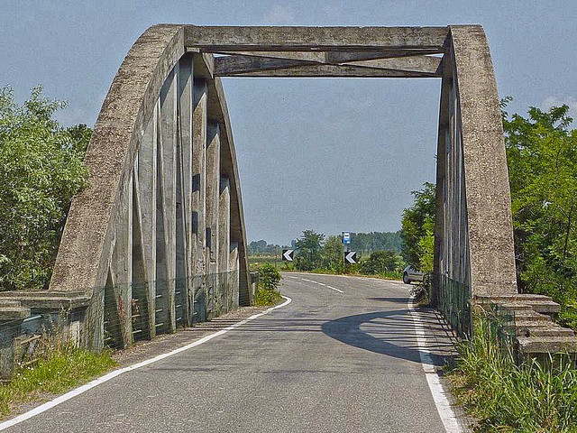 Copermio, chiusura del ponte Albertelli per 90 giorni per lavori di ristrutturazione