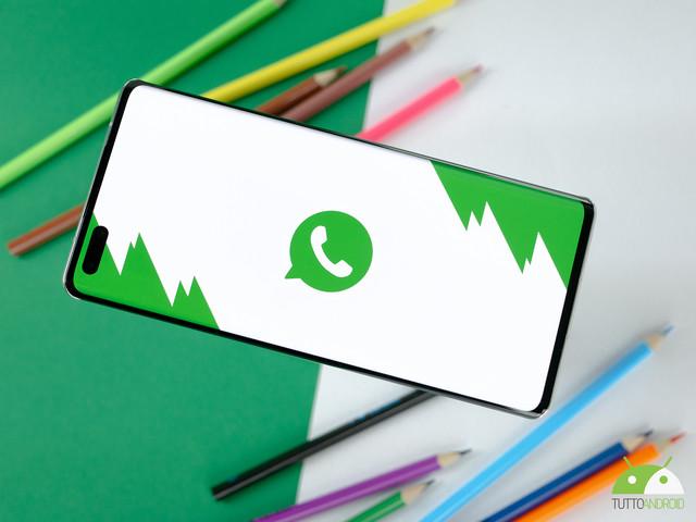 WhatsApp Beta si aggiorna alla versione 2.21.8.7 con una piccola novità