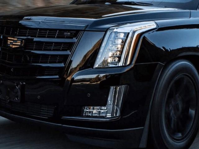 Il suv Cadillac Escalade diventa antiproiettile