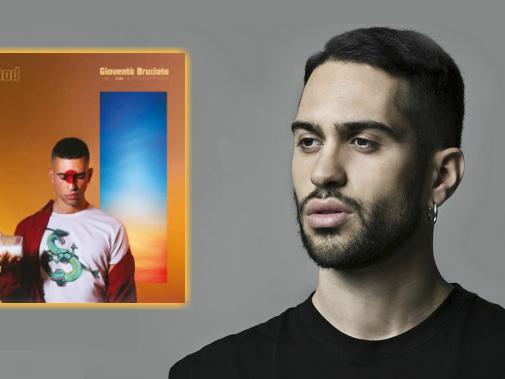 """Mahmood, uscito oggi il nuovo album """"Gioventù Bruciata"""" e parte l'instore tour"""