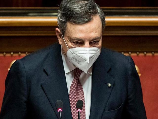Vaccini ed AstraZeneca: le parole del Presidente Draghi