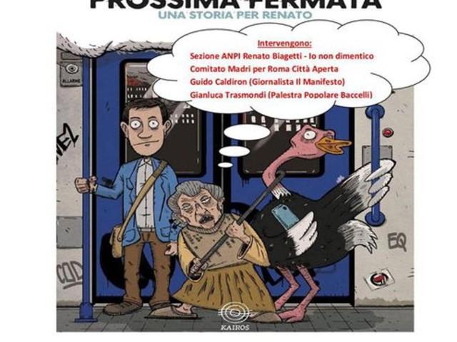 Ristampa fumetto Zerocalcare e Herrepusch dedicato a Biagetti
