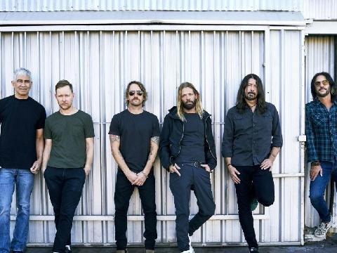 Musica, le good vibes dei Foo Fighters