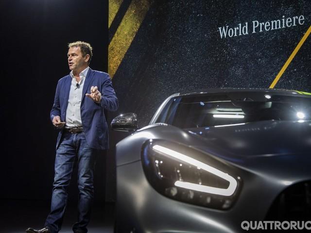 "Tobias Moers, Mercedes-AMG - ""La One nel 2021, poi una supercar elettrica"""
