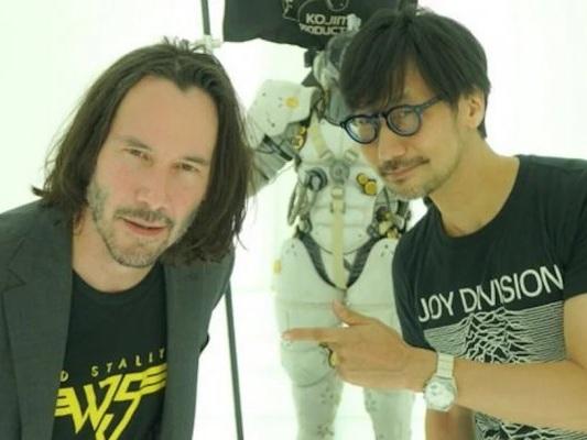 Death Stranding, Keanu Reeves sarà nel gioco? La risposta di Hideo Kojima - Notizia - PS4