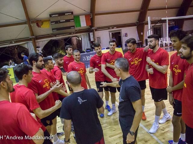 Roma Volley: Si inizia con il botto, Sabaudia alla prima