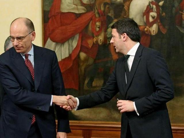 Renzi, ultimatum a Letta: dica da che parte vuole stare