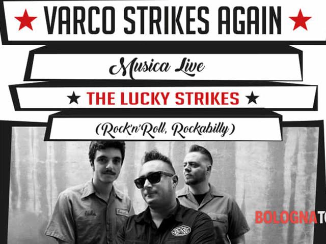 Varco strikes again: 'The lucky strikes live'