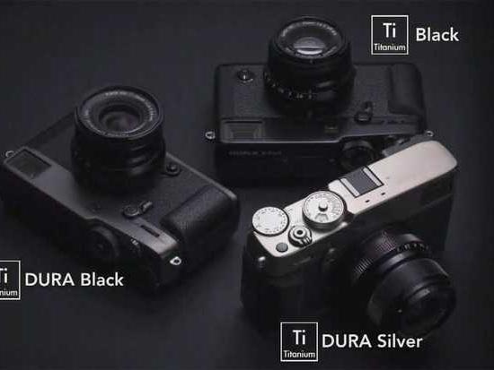 Fujifilm svela la fotocamera X-Pro3 con schermo LCD nascosto